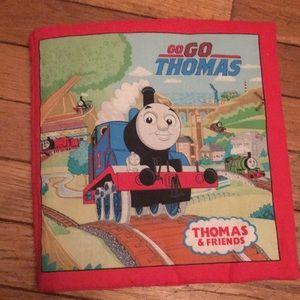 Thomas the Train Fabric Book